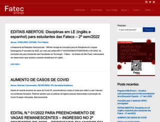 fatecipiranga.edu.br screenshot