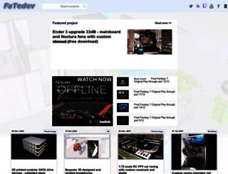 fatedev.com screenshot