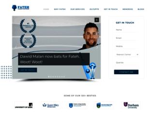 fateheducation.com screenshot