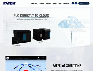 fatek.com screenshot