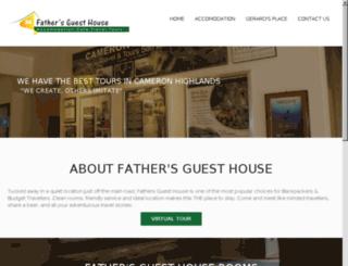 fathers.cameronhighlands.com screenshot