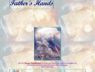 fathershands.com screenshot