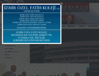 fatih.net screenshot