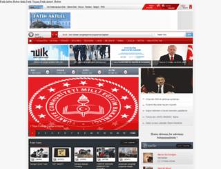 fatihaktuel.com screenshot