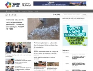 fatimaemdia.com.br screenshot