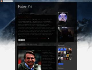 fator-psi.blogspot.com screenshot