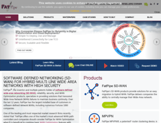 fatpipeinc.com screenshot