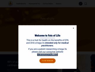 fatsoflife.com screenshot