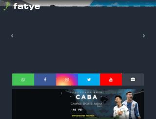 fatye.com.ar screenshot