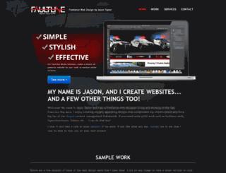 faultlinemedia.com screenshot