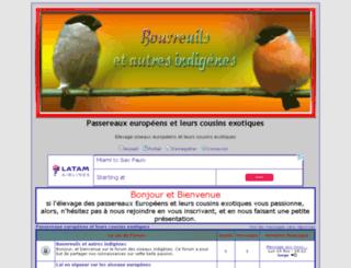 fauneeuropeenne.grafbb.com screenshot