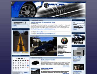 favcar.pl screenshot