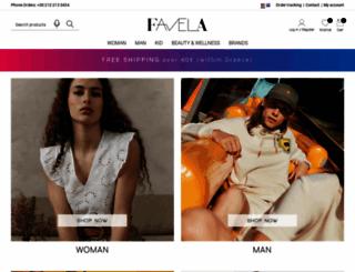 favela.gr screenshot