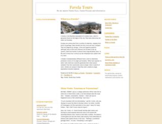 favelatours.com screenshot