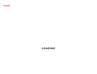faver.be screenshot