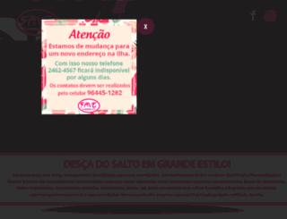 favesandalias.com.br screenshot