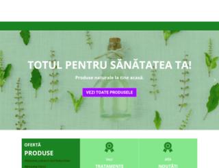 favisan.ro screenshot