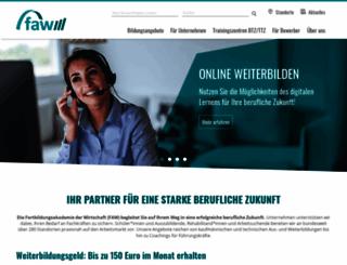 faw.de screenshot