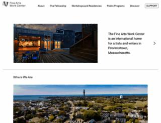fawc.org screenshot