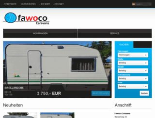 fawoco.com screenshot