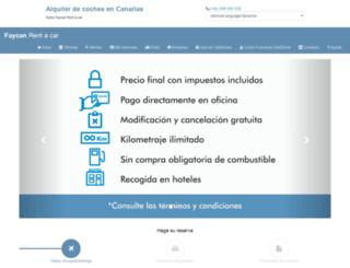 faycan.com screenshot