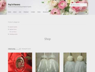 faysfavors.com screenshot