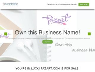 fazart.com screenshot