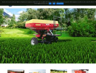 fazasrl.com screenshot