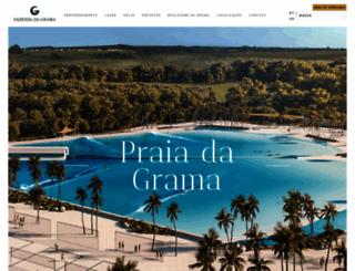 fazendadagrama.com.br screenshot