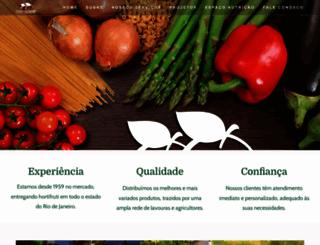 fazendaverde.com.br screenshot