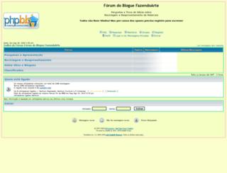 fazendoarte.informe.com screenshot