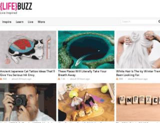 fb-1636.lifebuzz.com screenshot