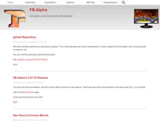 fbalpha.com screenshot