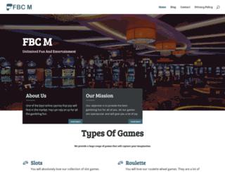 fbc-m.com screenshot