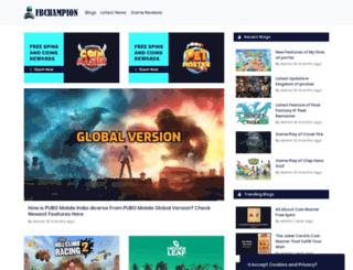 fbchampion.com screenshot