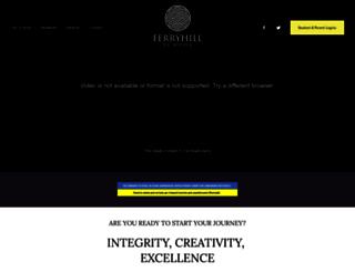 fbec.co.uk screenshot