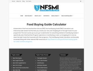 fbg.nfsmi.org screenshot