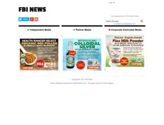 fbi.fetch.news screenshot