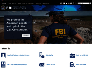 fbi.gov screenshot