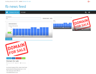 fbnewsfeed.com screenshot