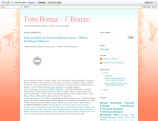 fbonaz.blogspot.com screenshot