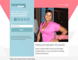 fbooktanzania.com screenshot