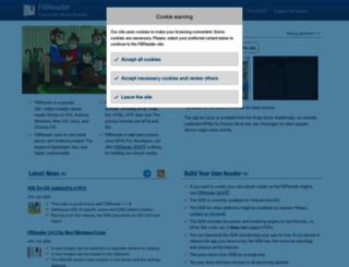 fbreader.org screenshot