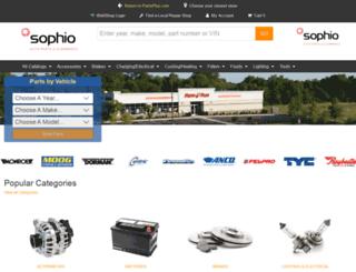 fbs.sophio.com screenshot