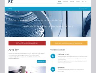 fbt-online.be screenshot