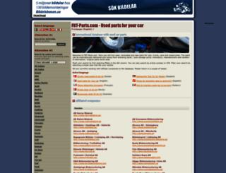 fbt-parts.com screenshot