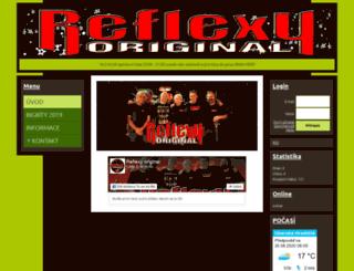 fc-reflexyoriginal.wgz.cz screenshot