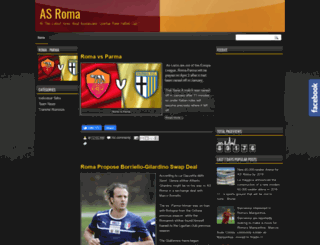 fcasroma.blogspot.com.au screenshot