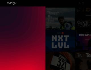 fcb.com screenshot