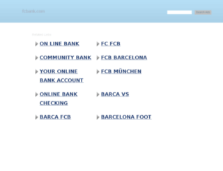 fcbank.com screenshot